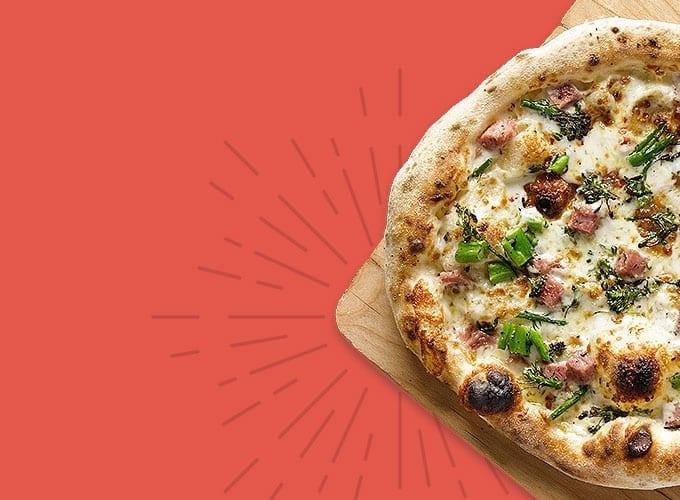 Pizza 10'' À partir de 10.99$